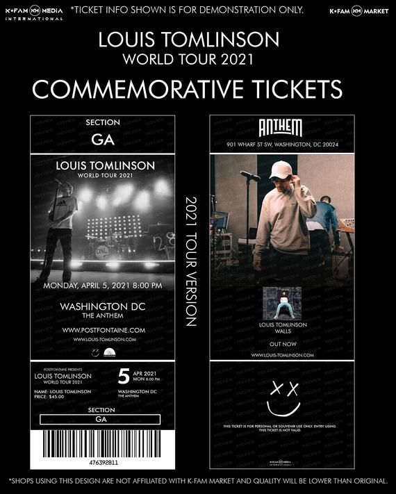 Dsds Tour 2021 Tickets