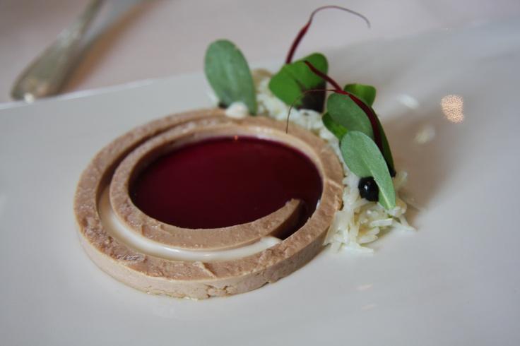 Foie gras - Jonnie Boer (De Librije*** in The Netherlands)