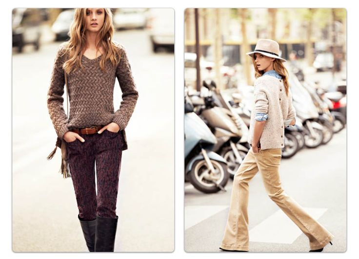 Mango : Collection Automne/ Hiver 2012-2013