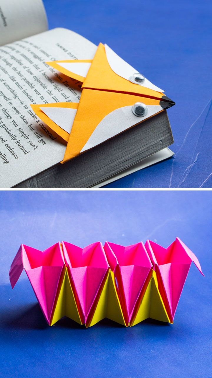 Back To School Paper Crafts   20 Crafts   Stationary craft, Paper ...