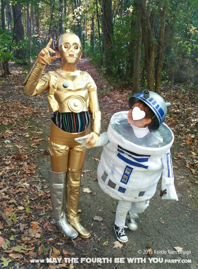 R2d2 And C3po Costumes 1000+ ideas about R2d2...