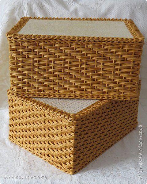 Поделка изделие Плетение Новые работы Трубочки бумажные фото 11