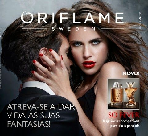 Betty Nails: ORIFLAME - ORIBETTY