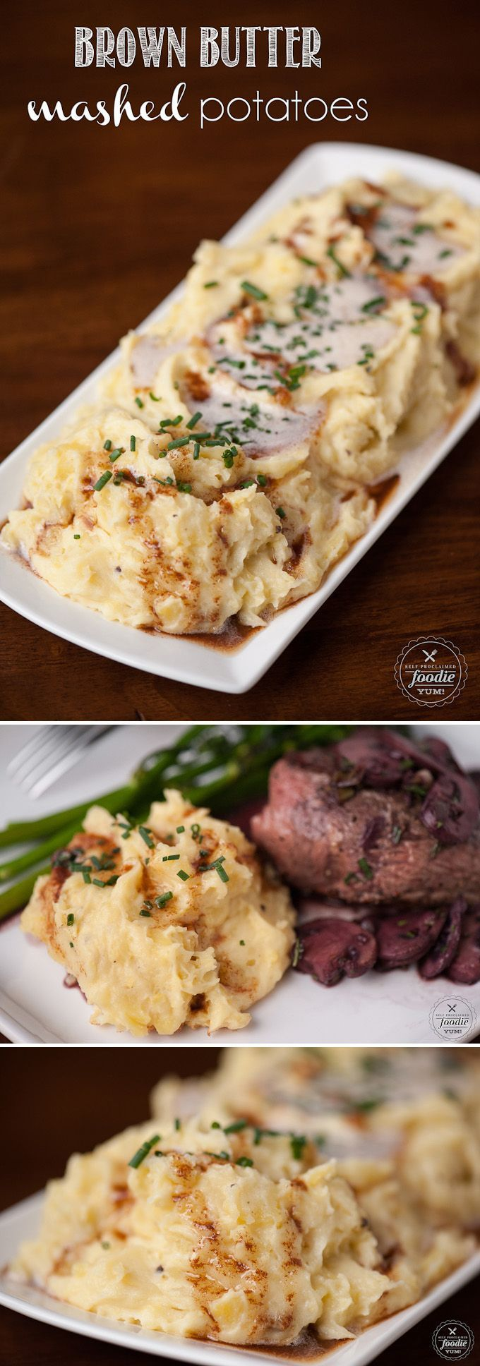 Brown Butter Mashed Potatoes Romantic Dinner Recipesromantic