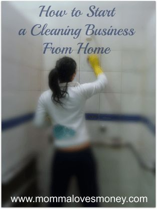 A cleaning business is a low cost startup that any mom can run from home. Find out how I did it.