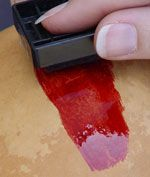 More Ink Dye Tips by Welburn Gourd Farm