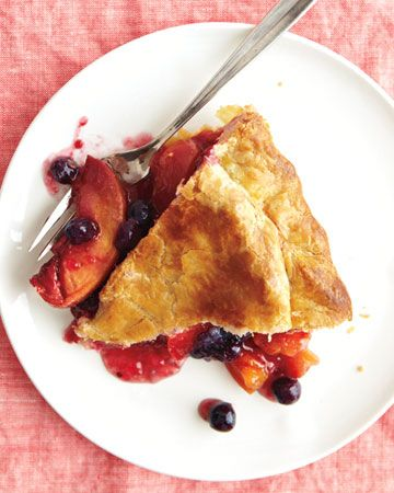 Pêssego-Blueberry Pie Receita | Food Recipes - EQUIPAMENTO parágrafo engraxar Yahoo