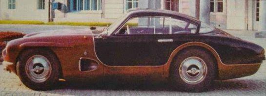 1955 Tatra JK 2500