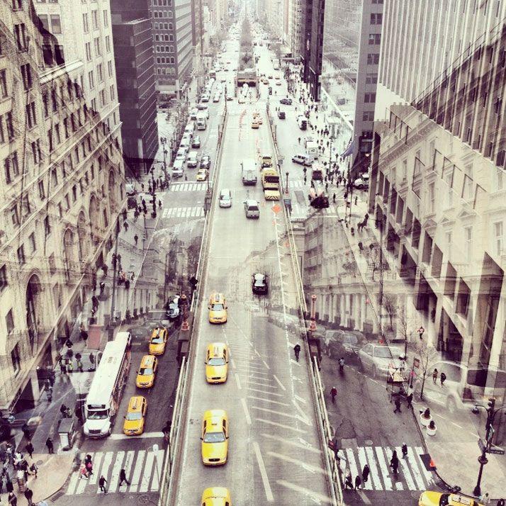 New York + London: A Collection Of Double Exposures By Daniella Zalcman | http://www.yatzer.com/ny-ldn-daniella-zalcman