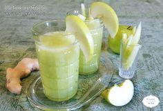 Detox cetriolo zenzero mela verde per voi la nuova ricetta della rubrica light and tasty oggi parliamo dello zenzero delle sue qualità benefiche e salutari.