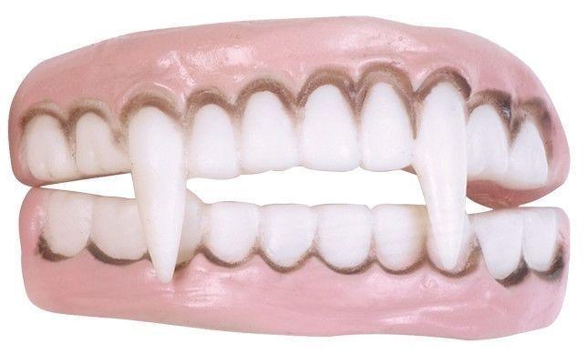 Vampire Teeth Set - Guaranteed Delivery for Halloween