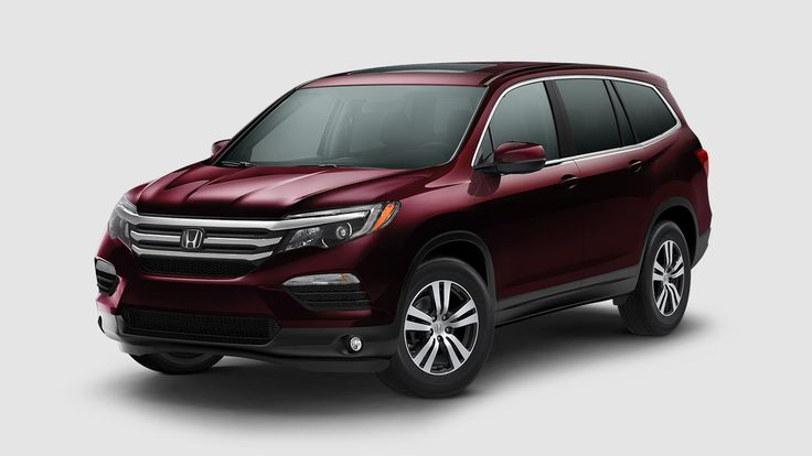 2017 Honda Pilot – The Modern Family SUV | Honda