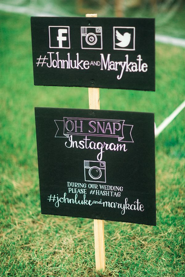 Exclusive! John Luke and Mary Kate's Duck Dynasty Wedding | Style Me Pretty | Bloglovin'