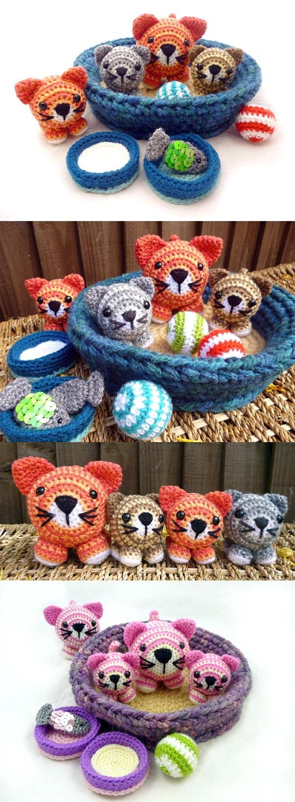 """Found at Amigurumipatterns.net                   This site has SO MANY MORE             --""""Anything not marked as 'premium' is FREE!""""--"""