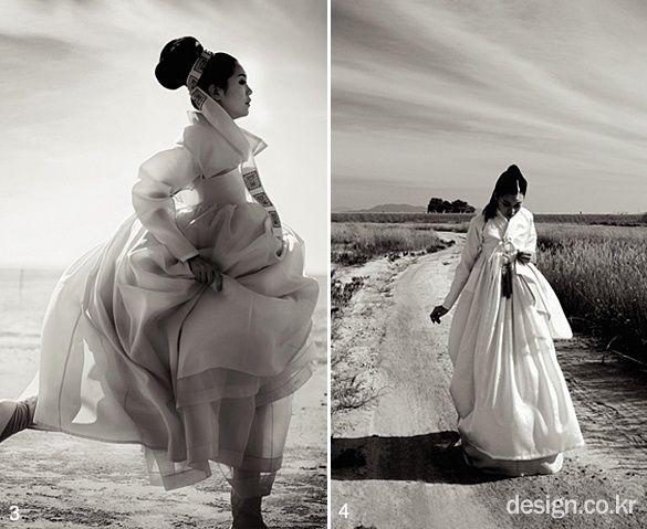 한복 Hanbok / Traditional Korean clothes