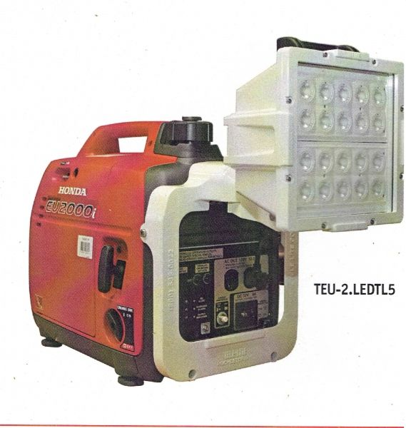 Telelite LED Honda Generator Light Combo. Discounted pricing from Fire Equipment Associates