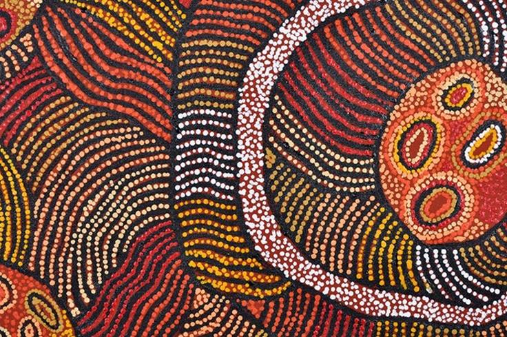 Artist  Nellie Marks Nakamarra