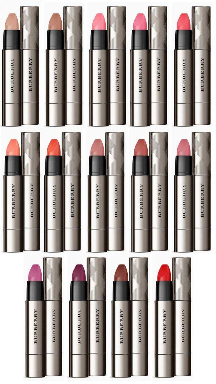 Burberry Cosmetics Full Kisses Lipstick - 2016