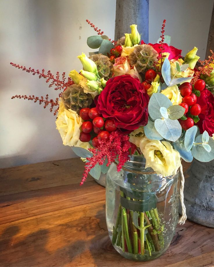 Fleurs Trikala wedding bouquet