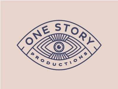 One Story Productions Logo by Lauren Dickens in Logos