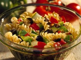side dishes   for cold and hot pasta main dishes, salads and pasta side dishes ...