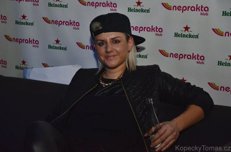 Christina Novelli in Prague 2015