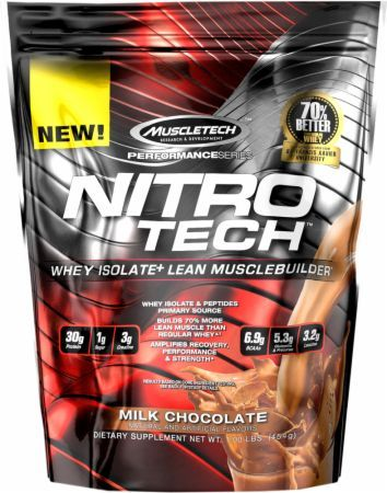 NITRO-TECH Protein powder