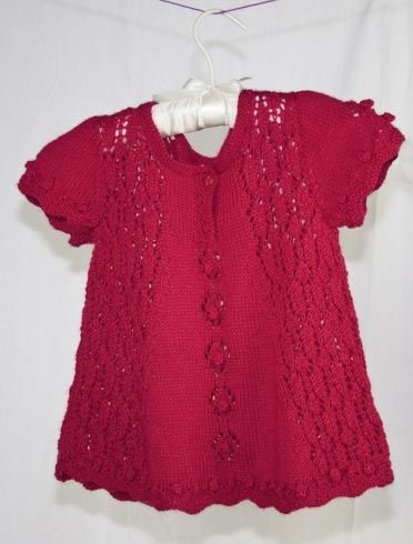 17 Best Images About Knitting Patterns Baby Short Sleeve