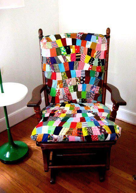Best 25 Patchwork chair ideas on Pinterest Awesome