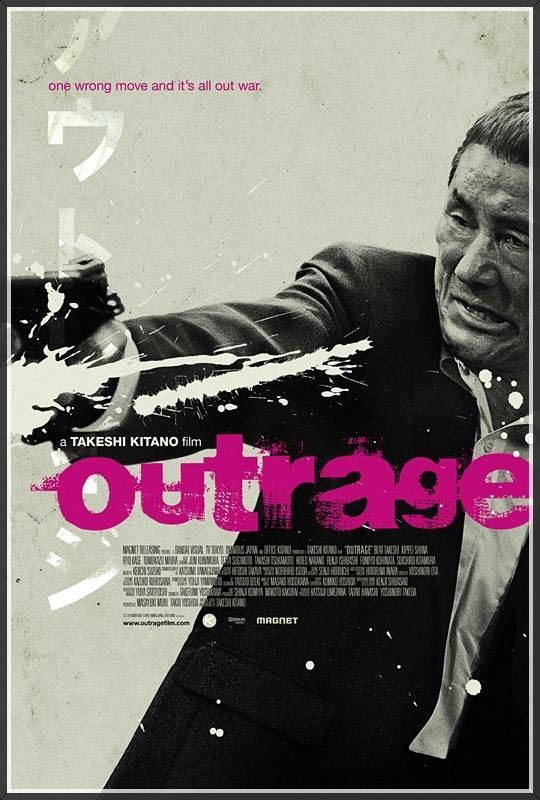 "Takeshi ""Beat"" Kitano's Outrage 