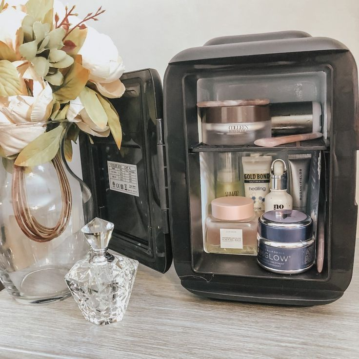 Why I Purchased a Pores and skin Fridge + What's In It