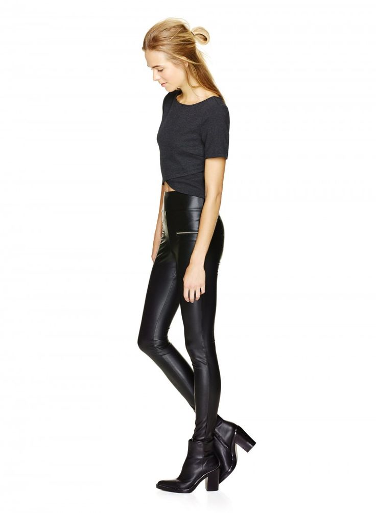 Cheap Shiny Leggings (2)
