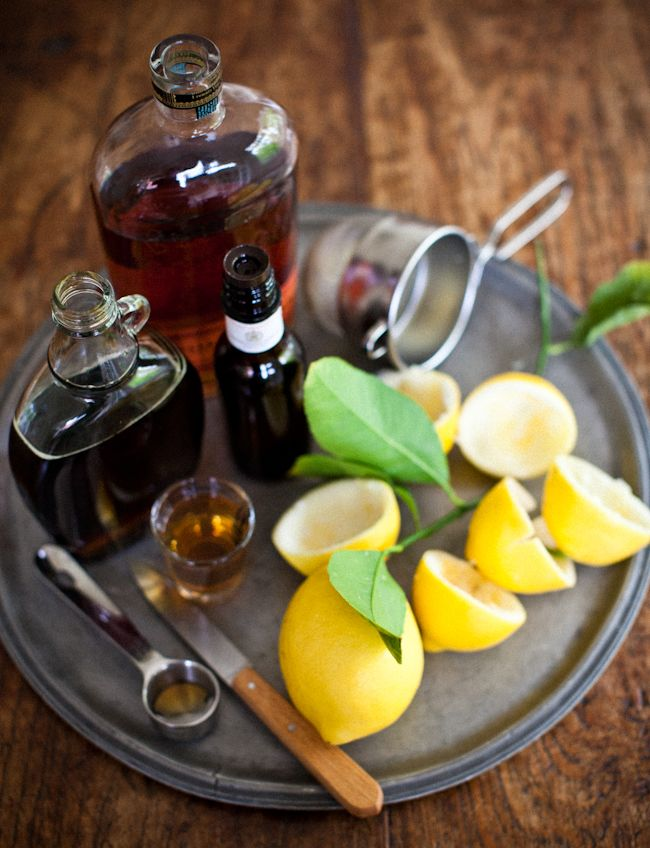 Dreamy Bourbon Sours. Yes, please.