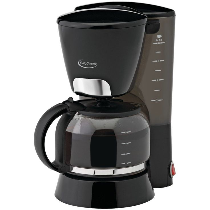 Betty Crocker Coffee Maker (8-cup)