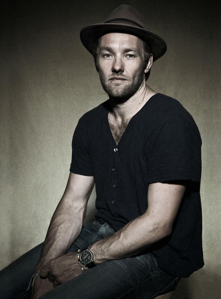 """We're all insecure, vain, egotistical and needy.""  – Joel Edgerton discussing actors"