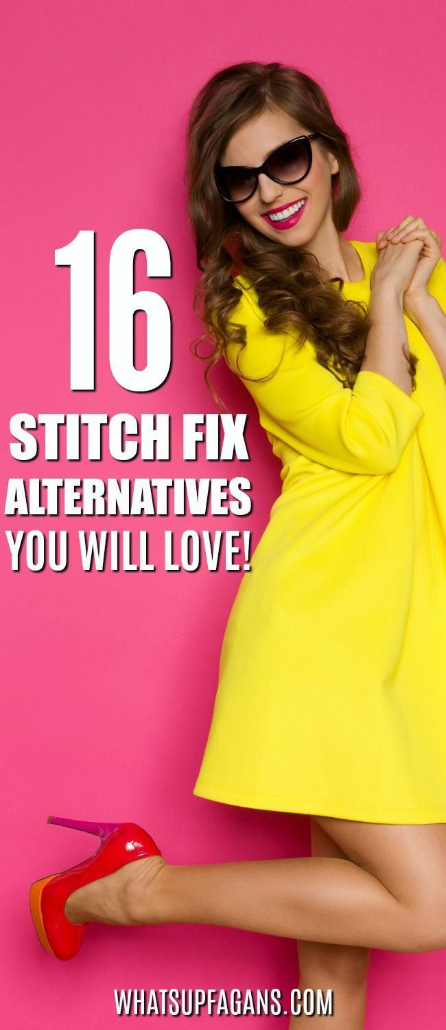 Personal clothing styling services for women, men, plus size, and maternity that aren't Stitch Fix!! You'll want to try these Stitch Fix alternatives for fun fashionable clothes! Fashion | Beauty | Subscription box