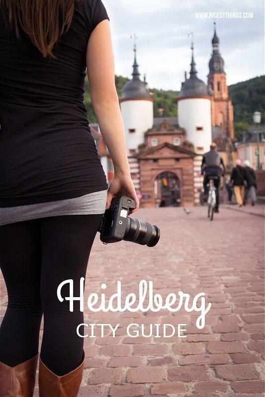 Mein Heidelberg City Guide - Cafés - Coffee Nerd & Macaronnerie