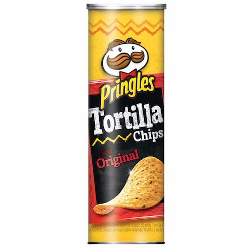 If you love Pringles, check out this new Printable Coupon! Buy one can of Pringles and get a can of Tortilla Pringles for free! Grab your prints now! This won't last long! Makes a great snack! Buy 1 Pringles Full Size Can Get 1 Pringles Tortilla Full Size Can FREE Printable Coupon
