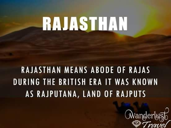 Rajasthan a state of India and famous for Camels. https://www.facebook.com/FortuneShikshaNoida
