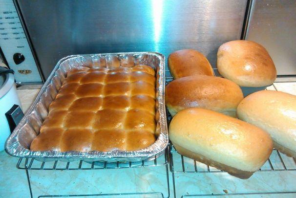 King's Hawaiian Bread (Copycat). Photo by katyhall
