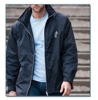 SeaHorse-Collection, men's lined fleece jacket, 96,99€