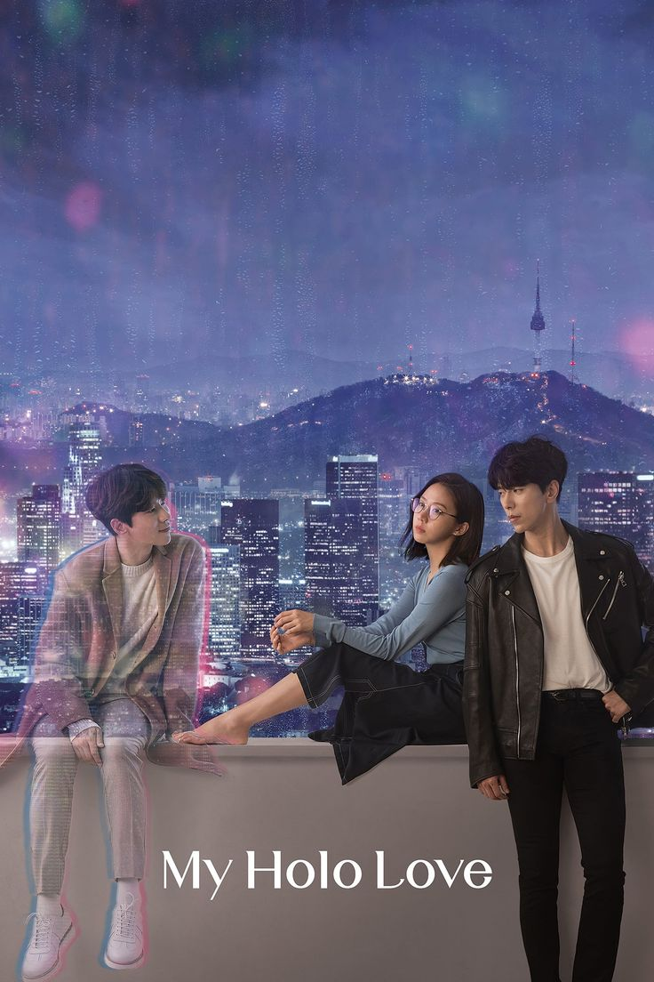Watch Online Korean Drama Netflix My Holo Love (2020) Full