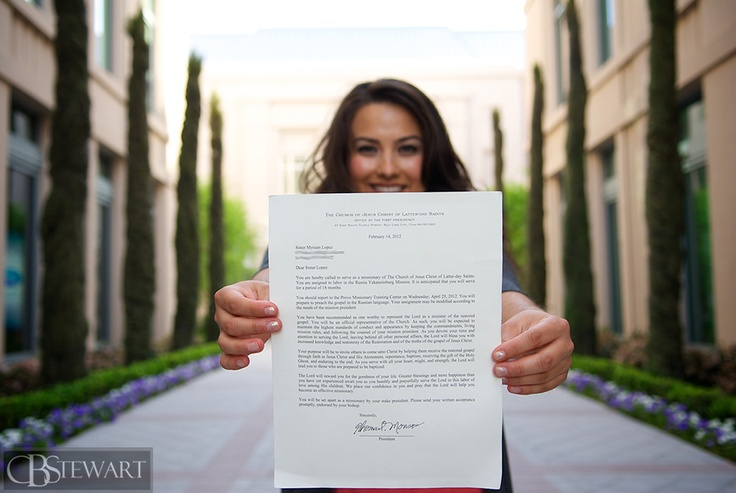 Mission call - I want to do something like this :)