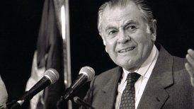 El ex Presidente falleció este martes 19 de abril a los 97 años.