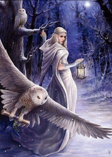 Arianrhod. My goddess.