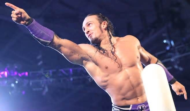 Neville Turns Heel At WWE Roadblock: End Of The Line #neville #turns #roadblock