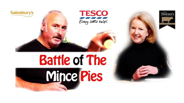 Battle of The Mince Pies