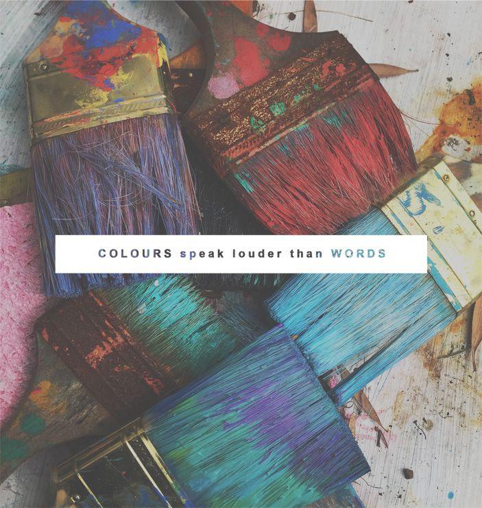 Live your life with colour. #motivatinal #monday #paint #color #colour #durban #life