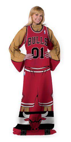 Chicago Bulls Snuggies