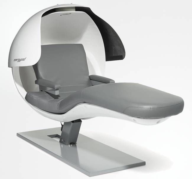 EnergyPod – The Productivity Boosting Nap Pod With Bose Speakers, $16000